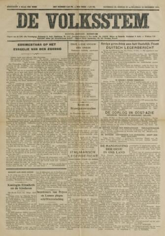 De Volksstem 1941-12-20
