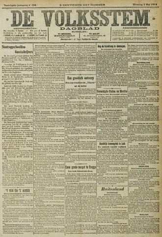 De Volksstem 1914-05-05