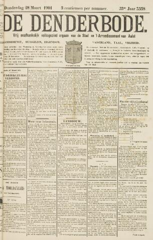 De Denderbode 1901-03-28
