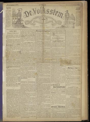 De Volksstem 1907-01-05
