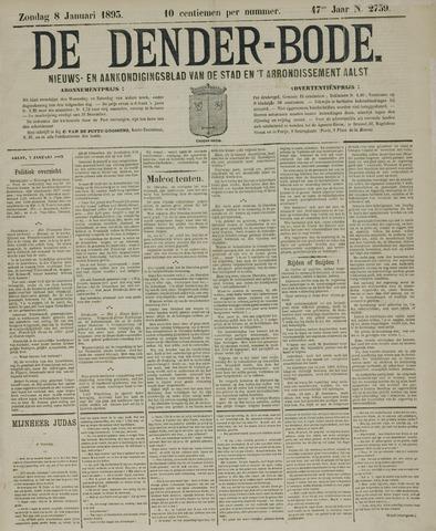 De Denderbode 1893-01-08