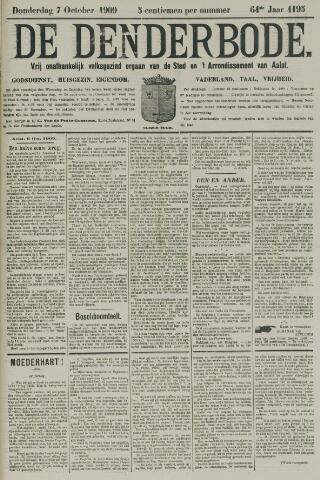De Denderbode 1909-10-07