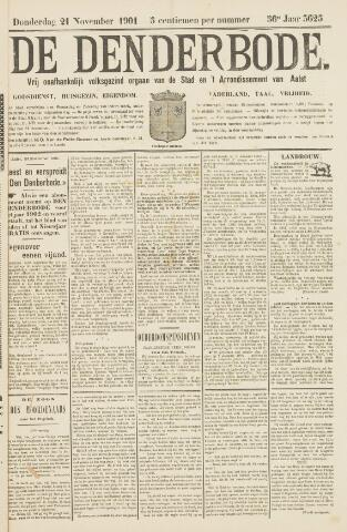 De Denderbode 1901-11-21