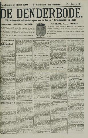 De Denderbode 1909-03-18