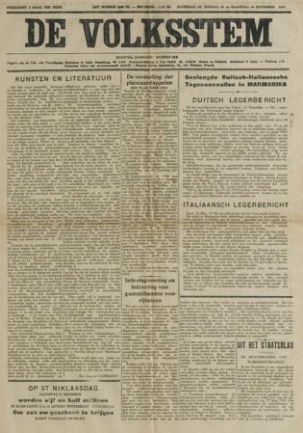 De Volksstem 1941-11-22