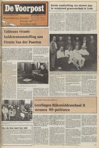 De Voorpost 1991-02-22