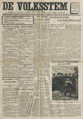 De Volksstem 1938-12-05