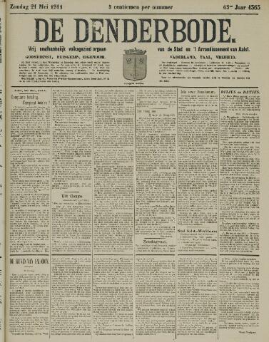 De Denderbode 1911-05-21