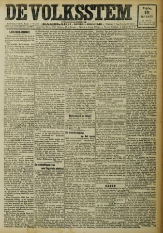 De Volksstem 1923-05-18