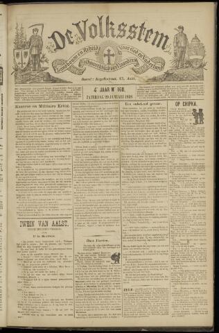 De Volksstem 1898-01-29