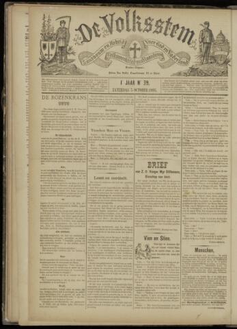 De Volksstem 1895-10-05