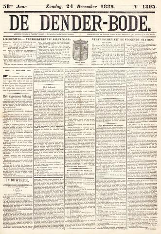 De Denderbode 1882-12-24