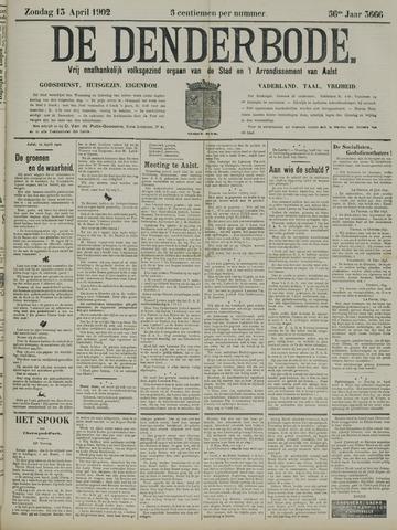 De Denderbode 1902-04-13