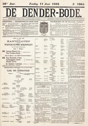 De Denderbode 1882-06-11