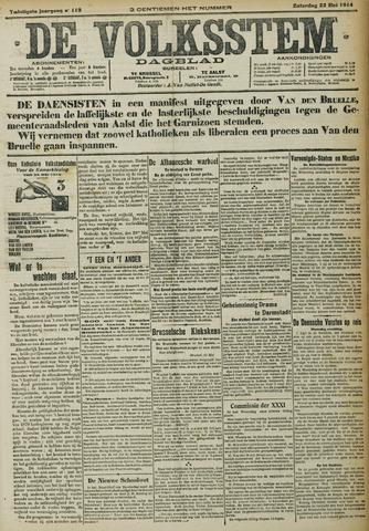 De Volksstem 1914-05-23
