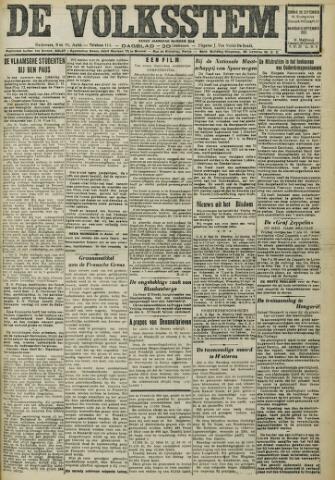 De Volksstem 1931-09-20