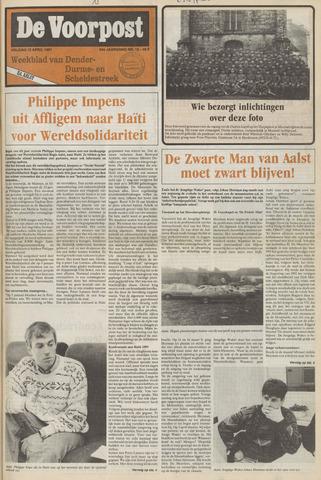 De Voorpost 1991-04-12