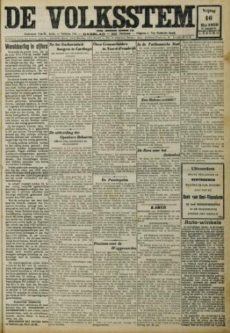 De Volksstem 1930-05-16