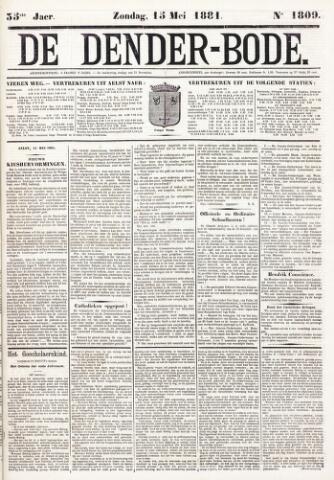 De Denderbode 1881-05-15