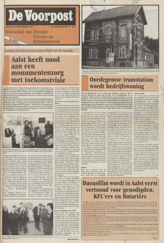 De Voorpost 1992-09-18