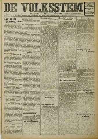 De Volksstem 1926-01-03