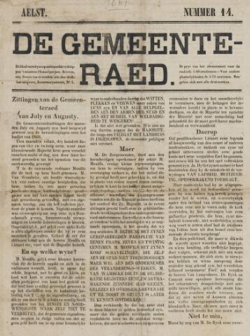 De Gemeenteraed 1866-11-30