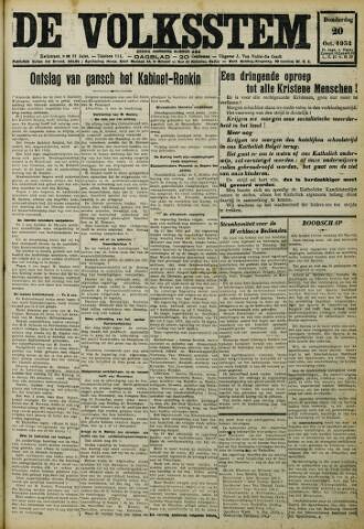 De Volksstem 1932-10-20
