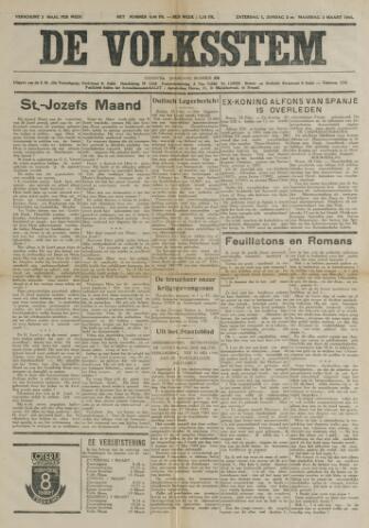 De Volksstem 1941-03-01