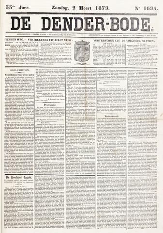 De Denderbode 1879-03-02