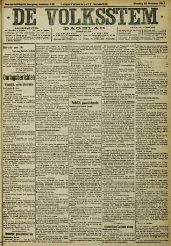 De Volksstem 1915-10-26