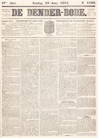 De Denderbode 1873-06-29