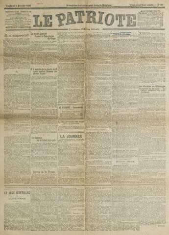 Le Patriote 1907