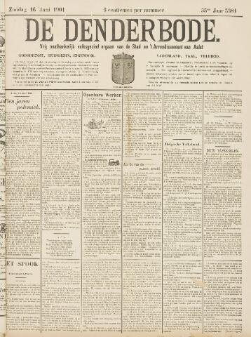 De Denderbode 1901-06-16