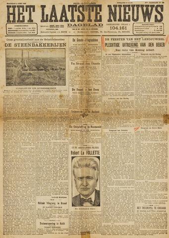 Het Laatste Nieuws 1924