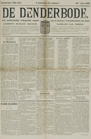 De Denderbode 1912-05-02