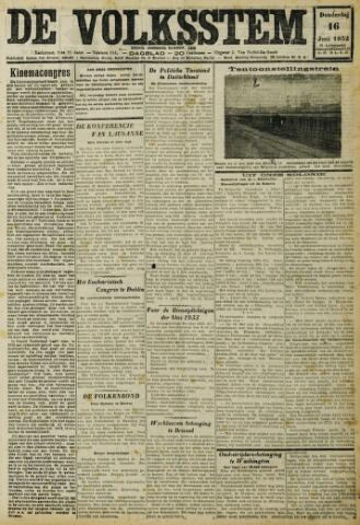 De Volksstem 1932-06-16