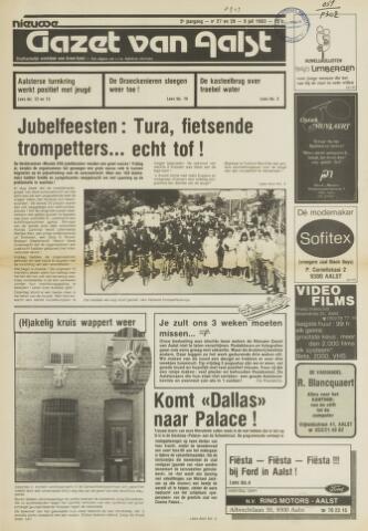 Nieuwe Gazet van Aalst 1983-07-09