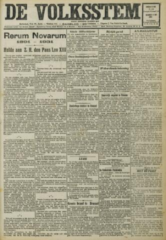 De Volksstem 1931-05-10