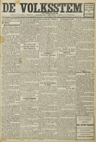 De Volksstem 1930-10-12