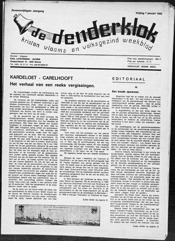 Denderklok 1983
