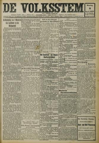 De Volksstem 1930-04-08