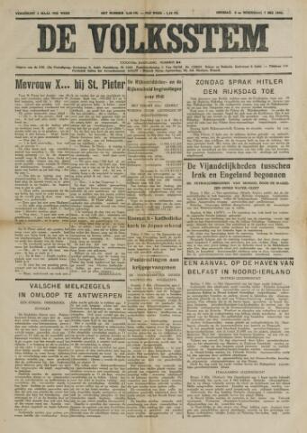 De Volksstem 1941-05-06