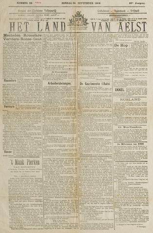 Het Land van Aelst 1906-09-30
