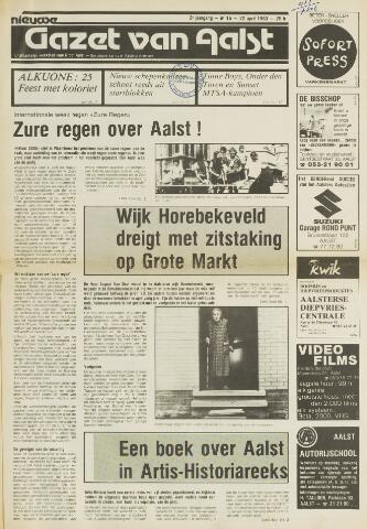 Nieuwe Gazet van Aalst 1983-04-22