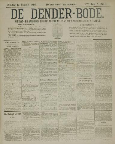 De Denderbode 1893-01-15