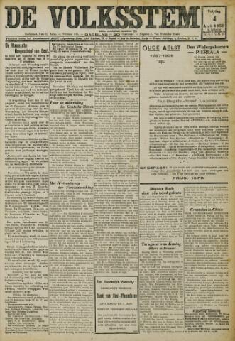 De Volksstem 1930-04-04