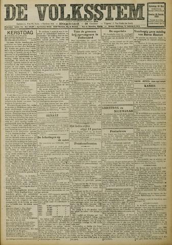 De Volksstem 1926-12-25