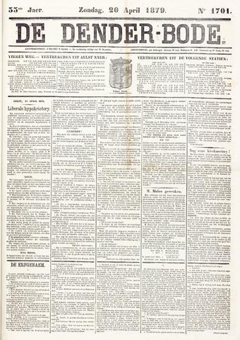 De Denderbode 1879-04-20