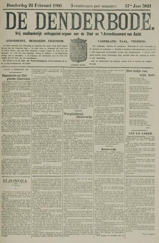 De Denderbode 1906-02-22
