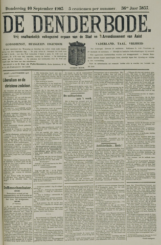 De Denderbode 1903-09-10